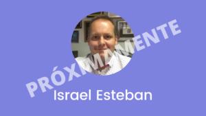 Imagen destacada de la entrevista a Israel Esteban